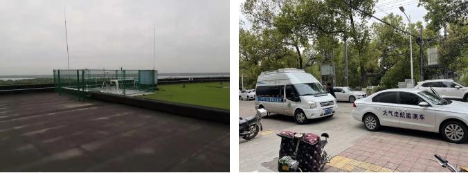 淮安金湖大气解析溯源项目夏季盯牢臭氧