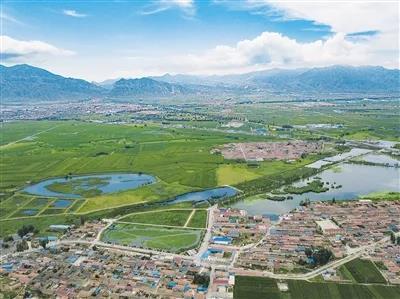 """山西省大同市搭建绿色发展""""生态"""