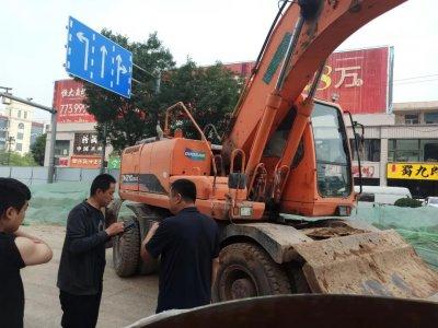 山西太原启动非道路移动机械污染